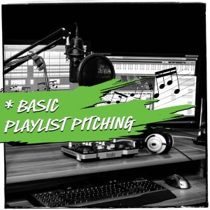 Music Promotion - Playlist pitching basic for promoters by ppn playlistpitchnetwork.com