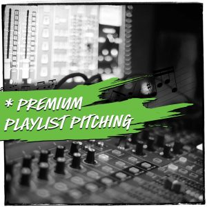 Music Promotion - playlist pitching premium for promoters by ppn playlistpitchnetwork.com