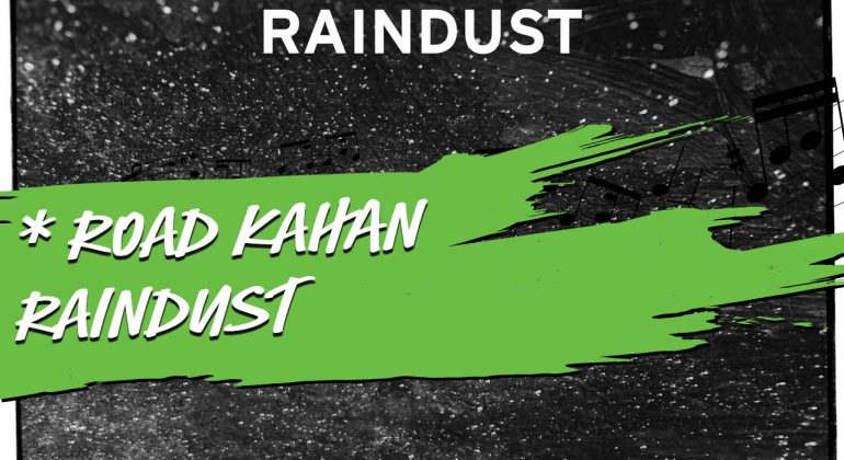 Music Promotion - PPN Song Marketeers - New Release Promo - Road Kahan - Raindust - Fresh - playlistpitchnetwork.com