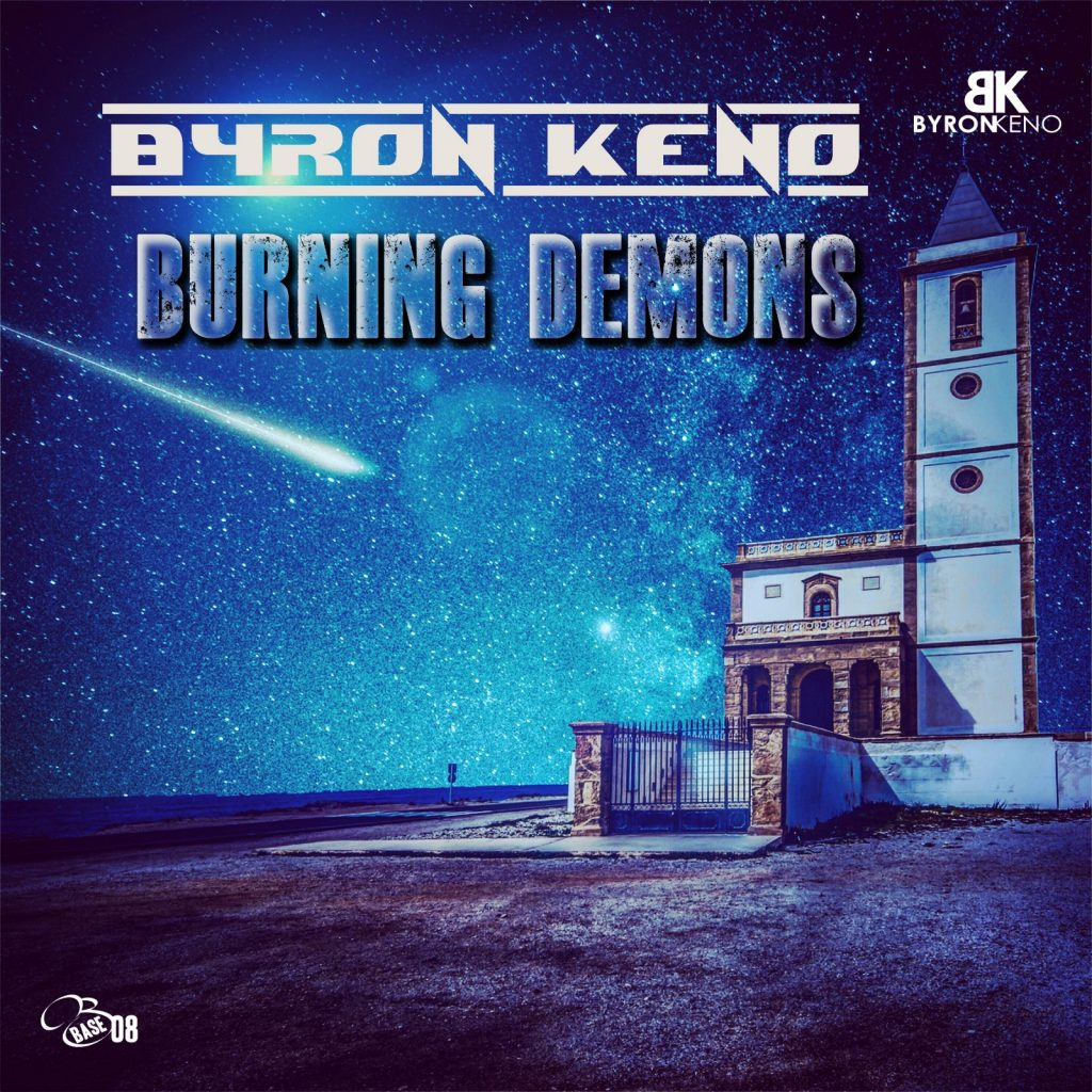 Burning Demons Byron Keno