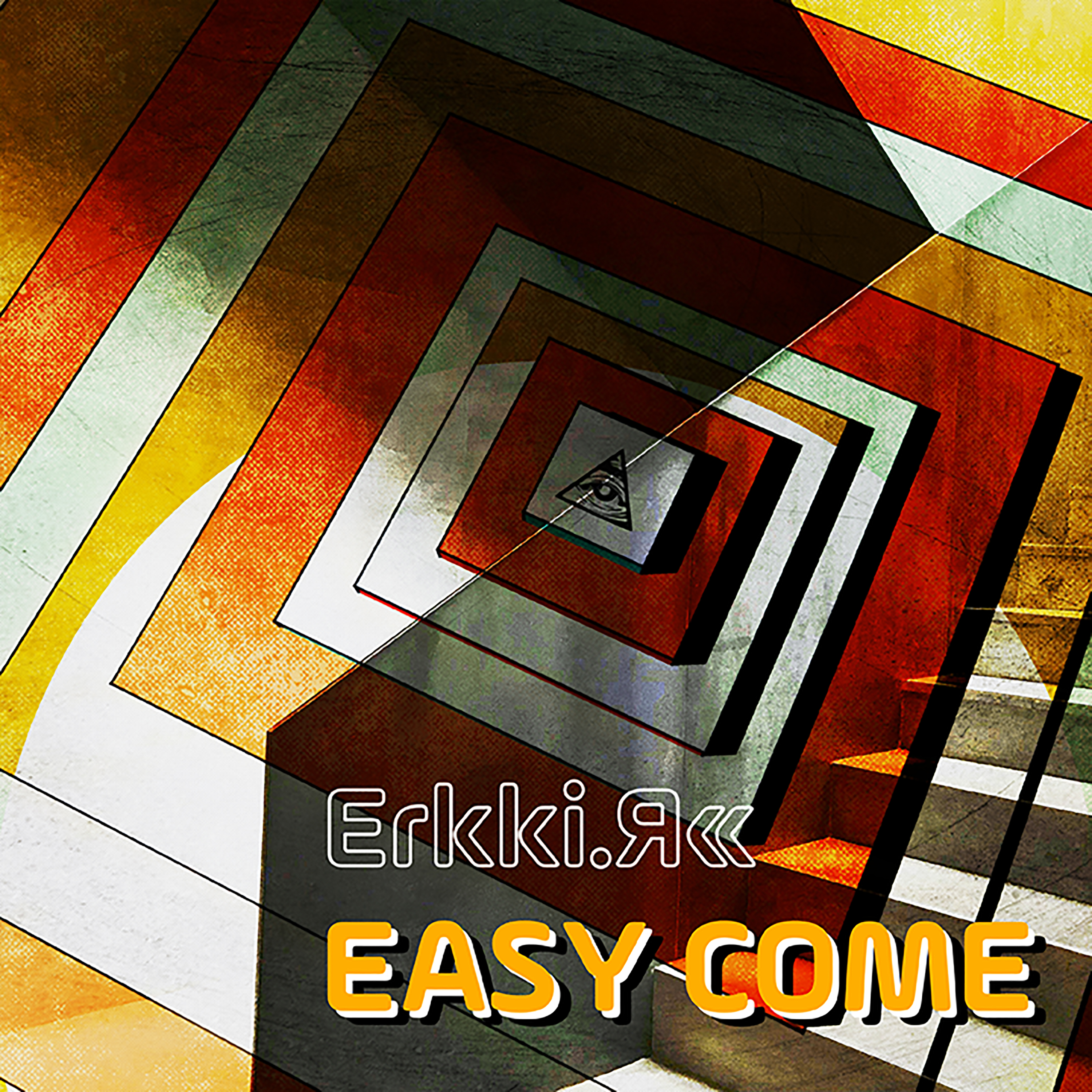 Erkki R Easy Come - New Song - Hot Release - Music Promotion by PPN - Playlist Pitching - Organic - Spotify - Artist Promo Blog